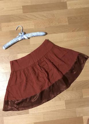 Легкая юбка la redoute