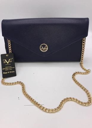 Клатч на цепочке, versace 1969,