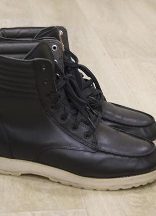 Adidas ransom мужские ботинки кожа оригинал осень