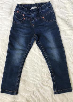 Легінси-джинси next, 2-3 роки, 98 см