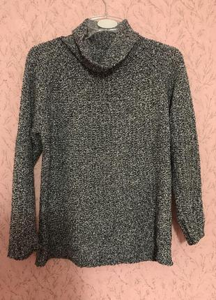 Очень крутой и мягкий свитер