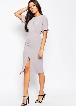 Новое шикарное миди платье asos