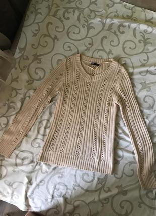 Теплый свитер на осень - зиму