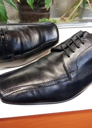 """Элегантные и качественные туфли """" next"""". англия. 42 р."""