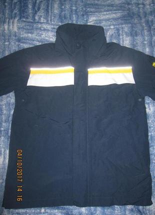 Куртка ветровка h&m для мальчика 10-11 лет