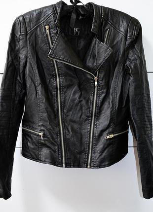 Очень крутая из качественной эко-кожи курточка косуха фирмы best connection