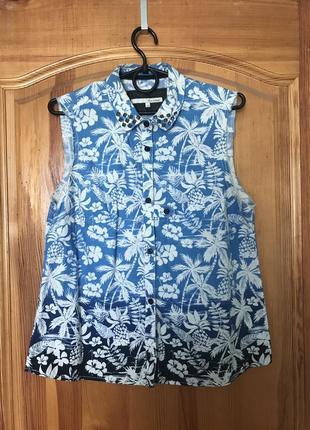 Блуза/ рубашка от river island