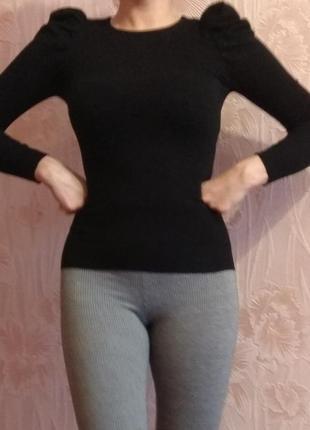 Красивый нарядный свитер atmoshere р. 42-44