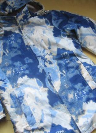 Большой размер,новая демисезонная куртка gore-tex,германия,сток