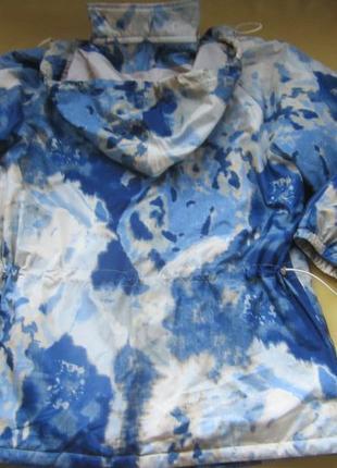 Большой размер,новая демисезонная куртка gore-tex,германия,сток4