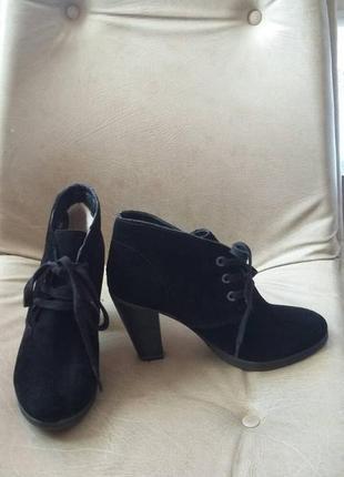 Зимние ботинки зимняя обувь