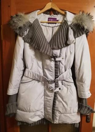 Зимняя курта