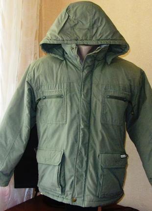 Куртка итальянского бренда navigare  на 11-12 лет