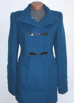 Роскошное полушерстяное пальто от orsay р: 46-м