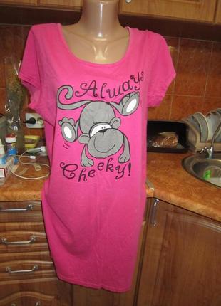 Ночная рубашка, ночнушка, одежда для дома,george  р.48-50