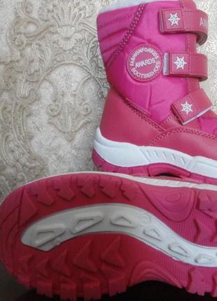 Сноубутси, зимняя обувь4