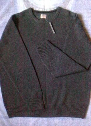100% lambswool, свитер acw85 ( не колючий)