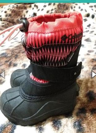 Термо-ботинки columbia