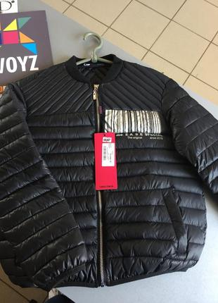 Стильная демисезонная куртка/бомбер