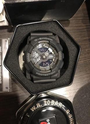 Часы casio g-shock x-large ga110. оригинал!