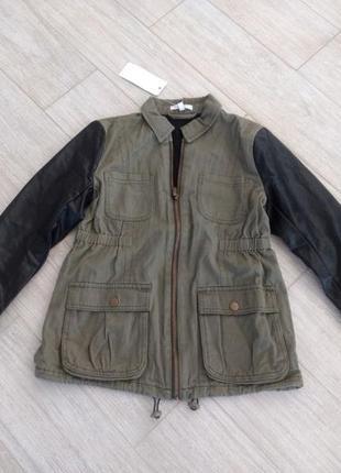 Куртка вітровка хакі