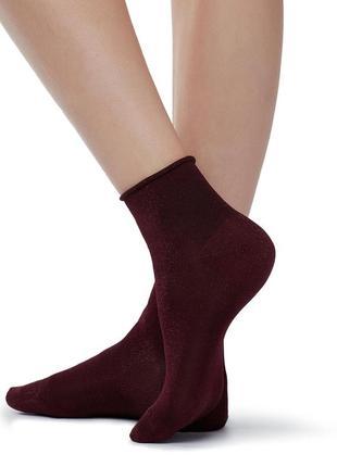 Calzedonia fashion коротенькие носочки