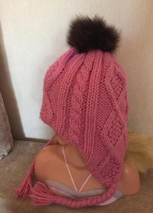 Шапка головной убор для девочки