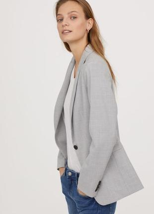 Нарядный пиджак, 36р (s), 66% полиэстер, 32% вискоза, 2% эластан
