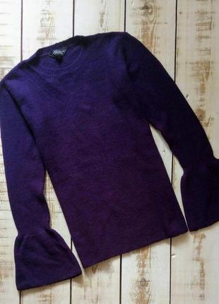 Фиолетовый свитер dorothy perkins