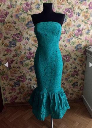 Эффектное платье asos