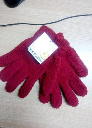 Зимние перчатки joe boxer