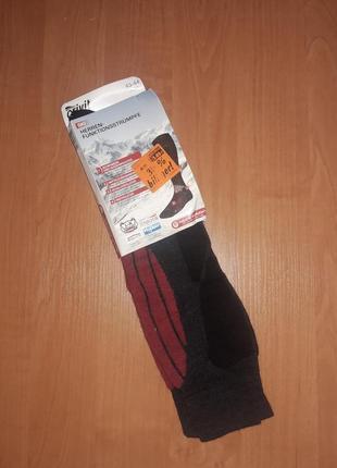 Лыжные носки термо гольфы