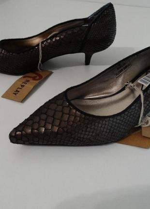 Туфли лодочки replay натуральная кожа