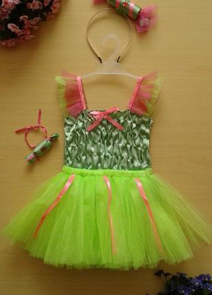 Карнавальный костюм конфетка/хлопушка, 2-3 года 92-98 см