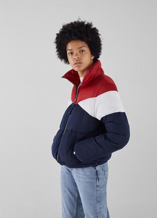 Модная куртка bershka 2018