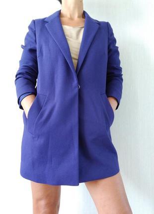 Красивое стильное пальто oversize бойфренд george р 38