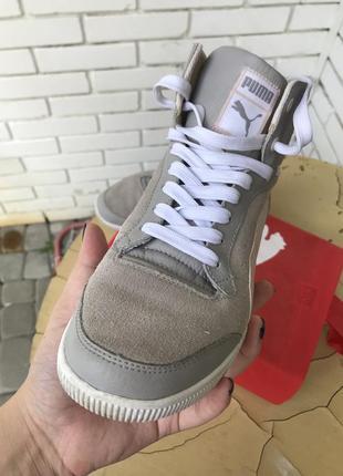 Идеальные кроссовки/ кеды кроссы оригинал puma
