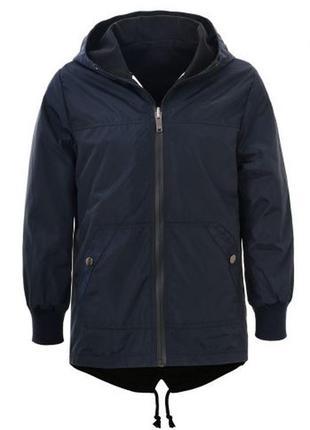Стильная курточка на мальчиков на 3-8лет бренд glo-story синяя хаки черная