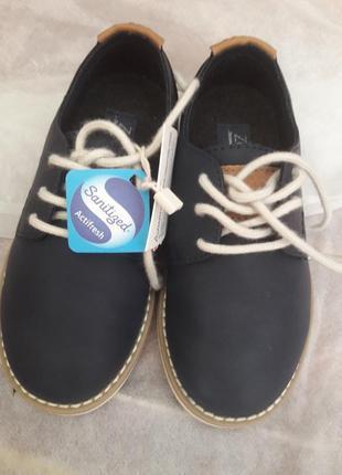 Детские туфли zara