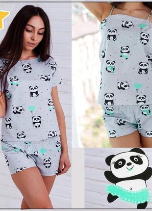 Пижамы панды 2019 - купить недорого вещи в интернет-магазине Киева и ... 536454ac97a5a