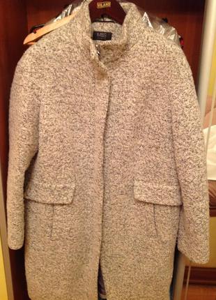 Демисезонное пальто marks spenser