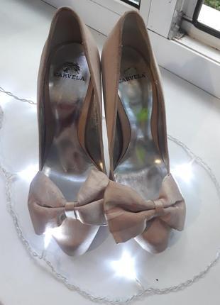Шёлковые туфли