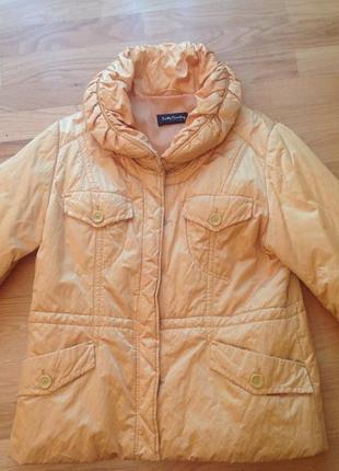 Немецкая куртка на синтепоне