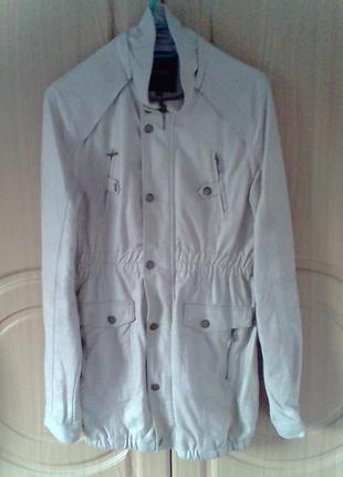 Куртка эко- кожа chicoree