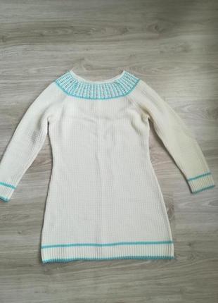 Нарядное теплое платье/туника!