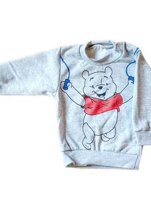Детская кофта (реглан) для девочки / мальчика
