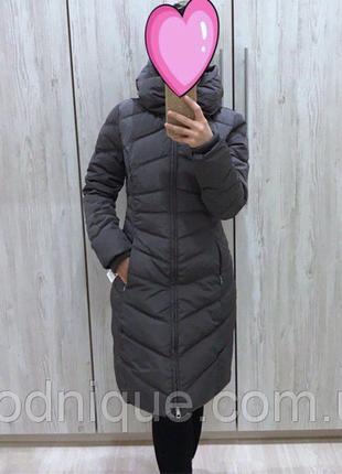 Зимнее пальто от jessica simpson. размер xs (44).