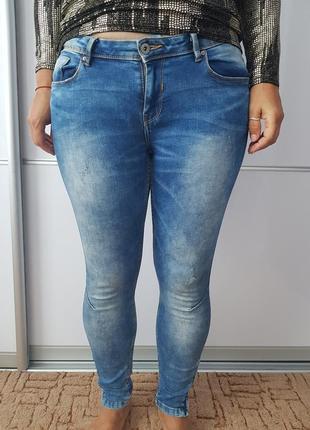 Синие джинсы скины *