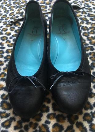Дизайнерські туфлі балетки thierry rabotin