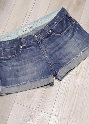 Короткі джинсові шорти / короткие джинсовые шорты